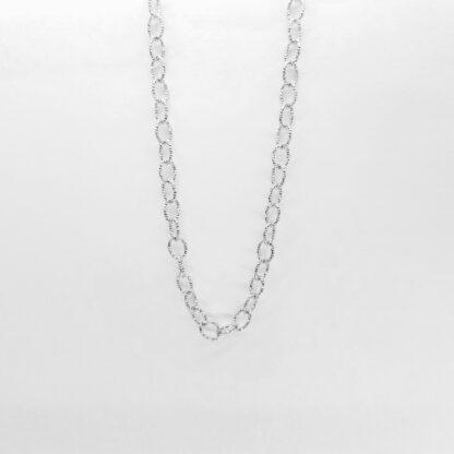 Silver Alexios Necklace