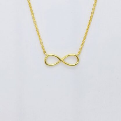 Gold Infinite Necklace